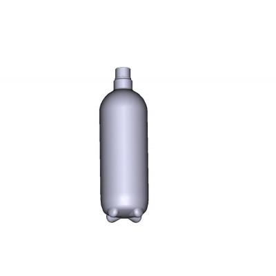 Бутылка для чистой воды 1000мл
