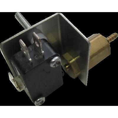 Пневмо-электрический клапан