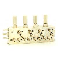 4х конечный интегральный клапан